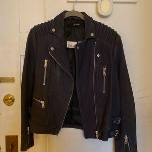 Kooples Leather Jacket - NWT